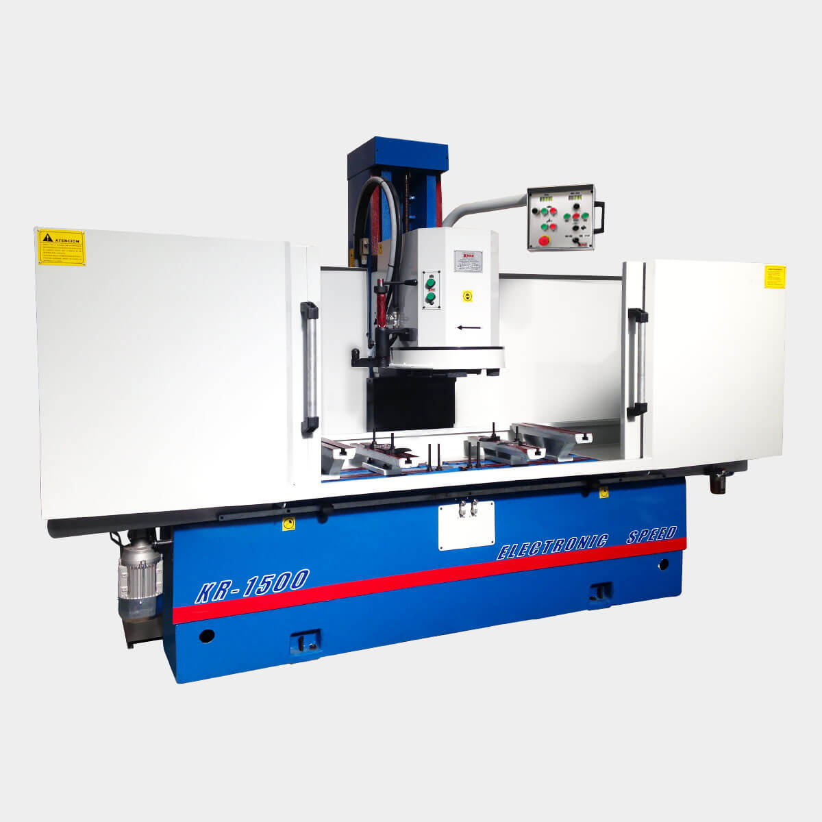 Industrias Kras KR-1500 Cylinder Head Resurfacing Machine