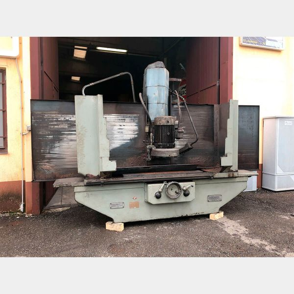BERCO RPYSL Used Cylinder Head Resurfacing Machine