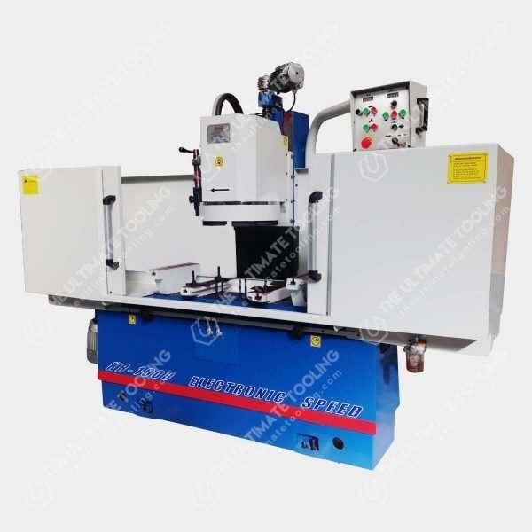 The Ultimate Tooling - Industrias Kras KR-1000 Rectificadora de Culatas y Bloques