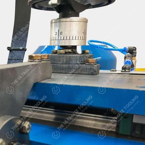 The Ultimate Tooling - KR-800 PLANNER Cylinder Head Resurfacer
