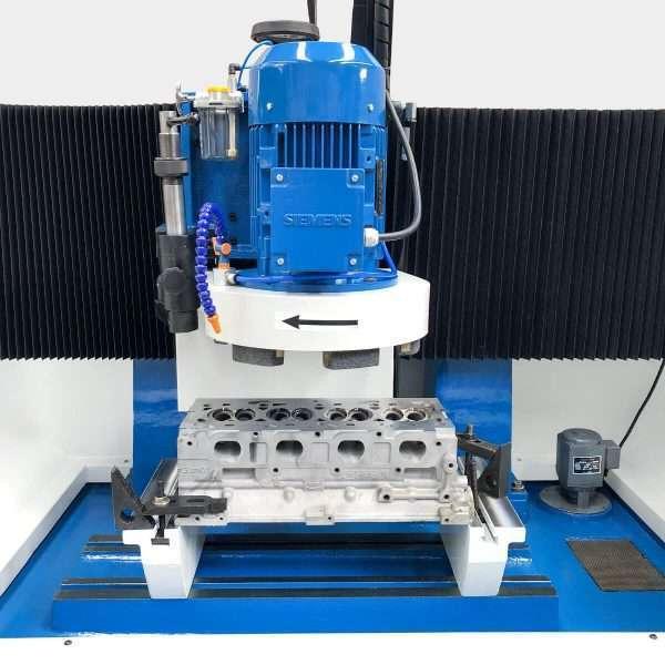 Industrias Kras KR-800 Planner Spianatrice testate
