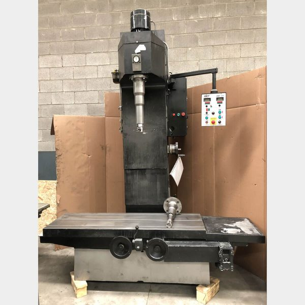 MU521 – MGT IMPEX RBC 320 USED ENGINE BLOCK BORING AND MILLING MACHINE