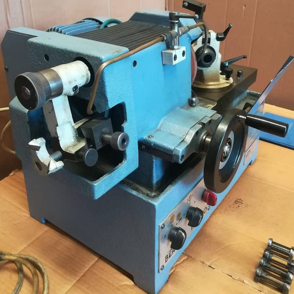 MU614 - BERCO RV 20 Used Valve Grinding Machine