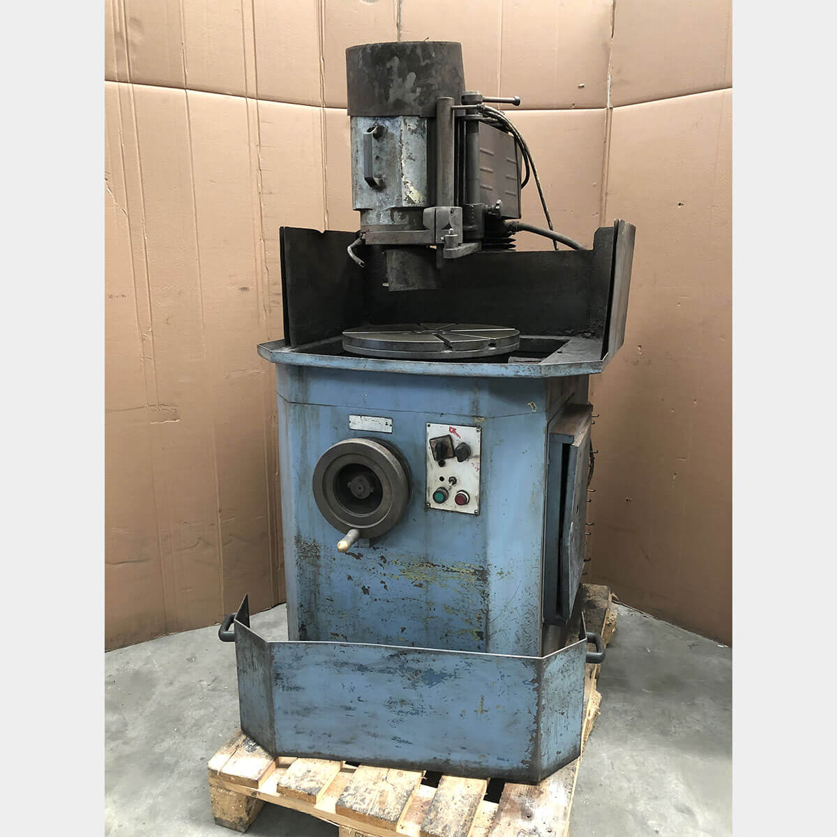 MU634 - COMEC RTV 600 Used Flywheel Grinding Machine