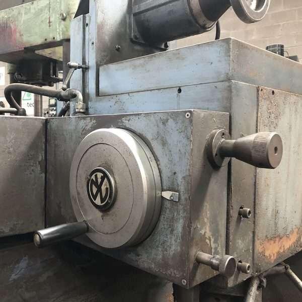 MU640 - SCLEDUM RVF 700 Rettifica Volani