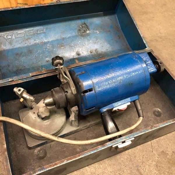 mu598 - PEG 10 Rectificadora de Asientos de Válvulas Usada