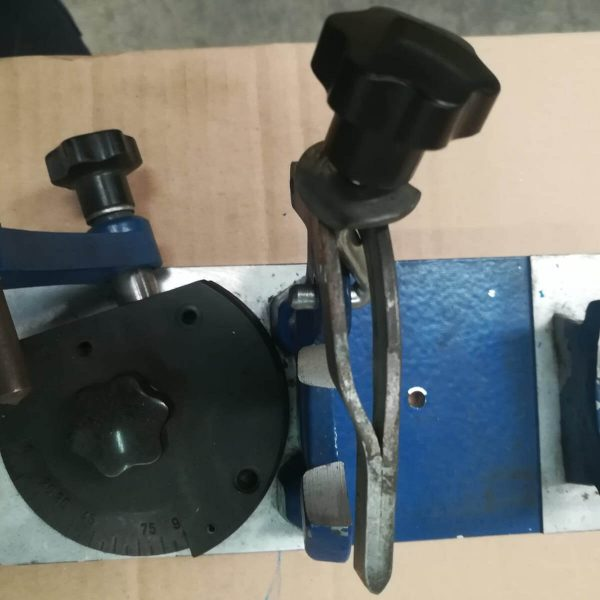 MU599 - PEG 8 USED VALVE GUIDE HONING MACHINE