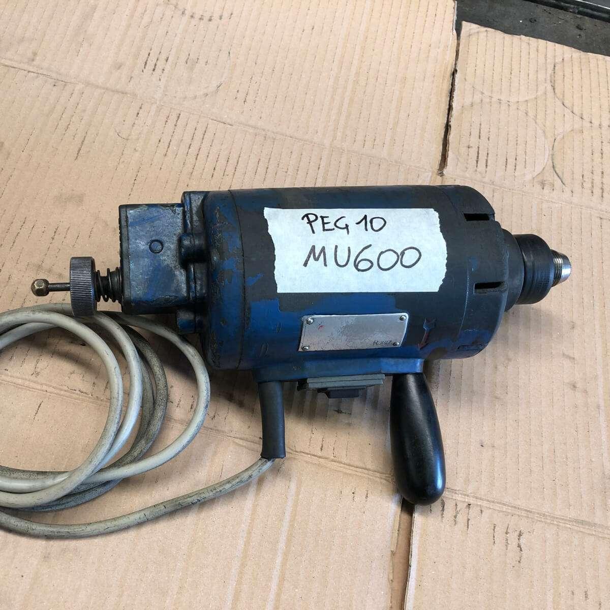 mu600 - PEG 10 Used Valve Guide Honing Machine
