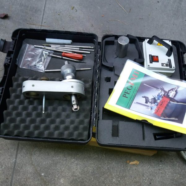 XU114-PEG FM 1 Used Valve Seat Cutting Machine