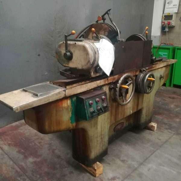 MU671 - ROBBI Used Crankshaft Grinding Machine