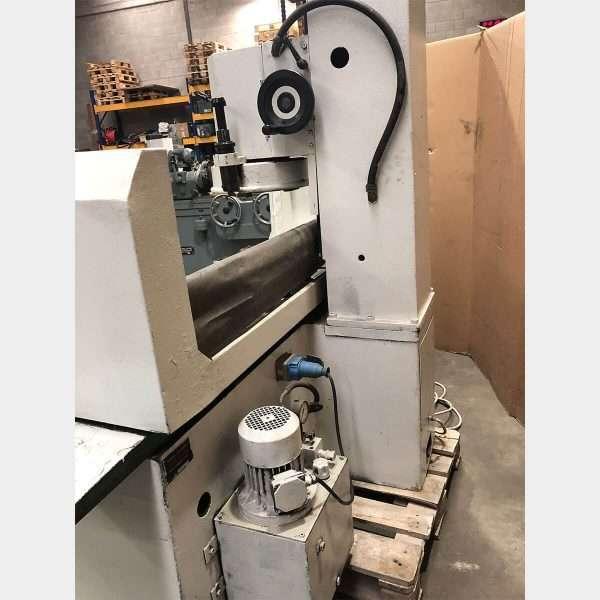 MU694 - ZANROSSO ESA 8 Used Cylinder Head Resurfacing Machine
