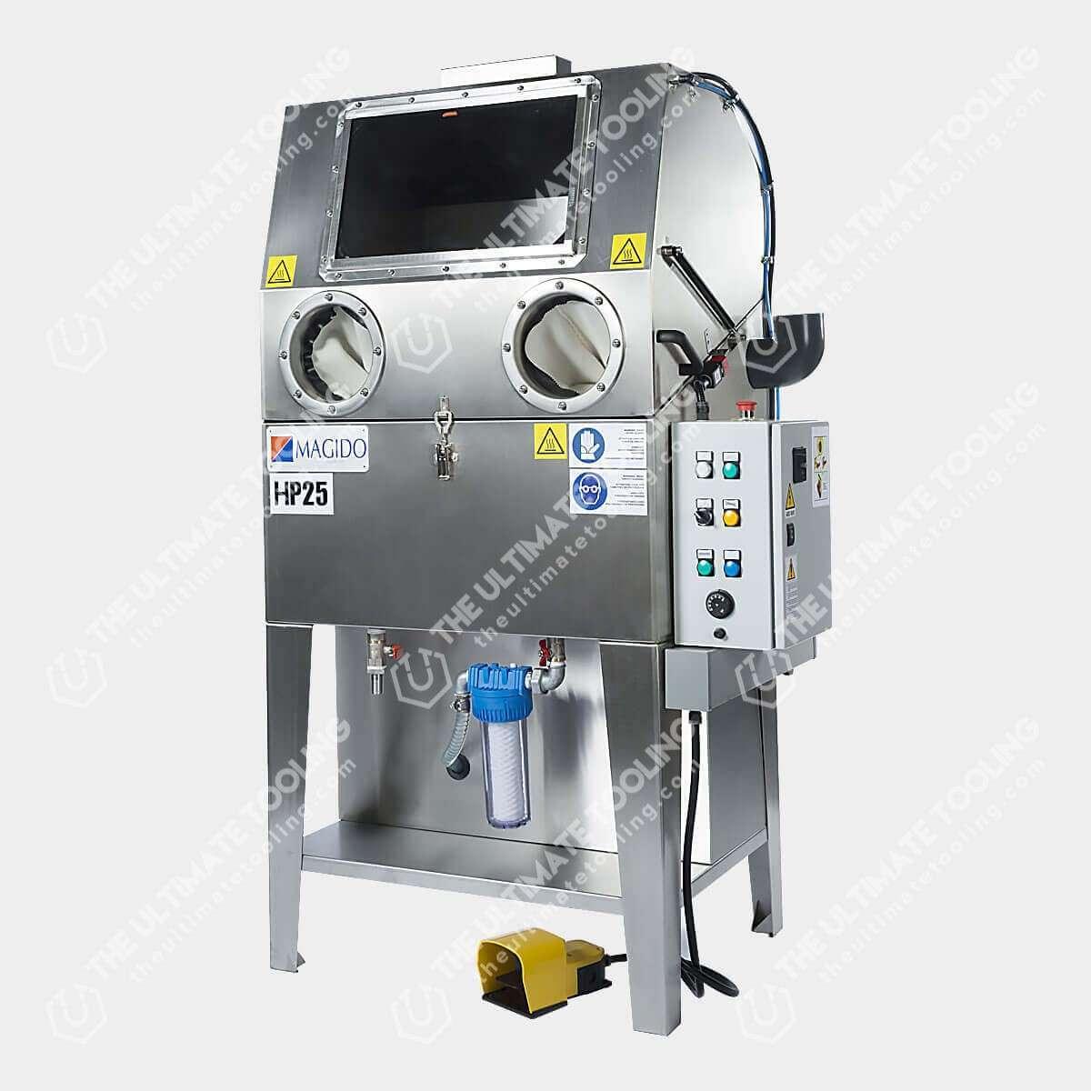 Magido lavadora manual de piezas HP25