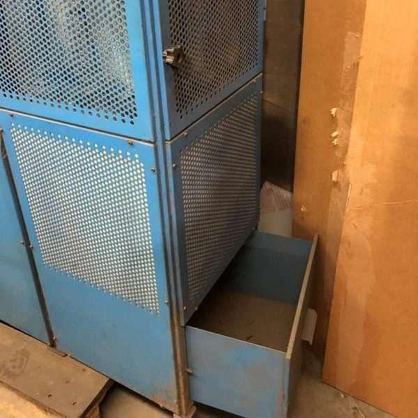 MU246 IPERCO Lijadora De Banda Abrasiva Usada