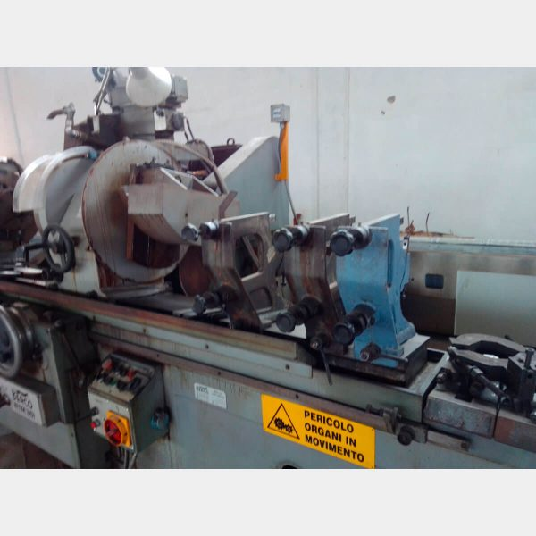 BERCO RTM351/2400 D Used Crankshaft Grinding Machine