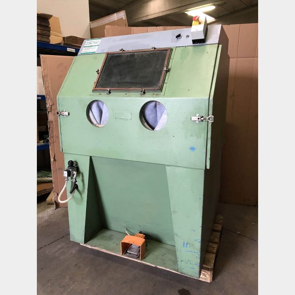 LAMPUGNANI LC Used Shot Peening Machine