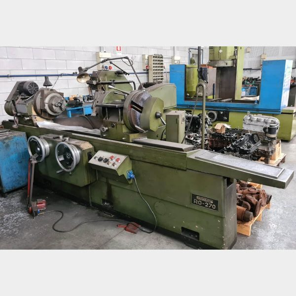 SCLEDUM RG270 Used Crankshaft Grinding Machine