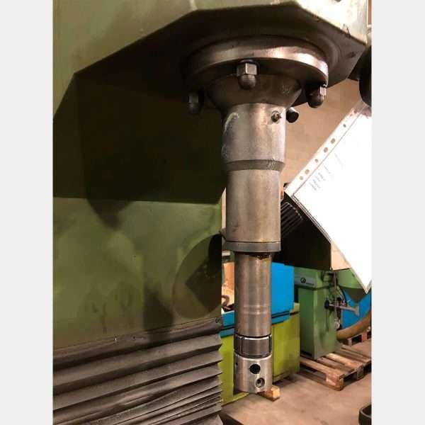 MU709 - ZANROSSO EKO Used Cylinder Boring Machine