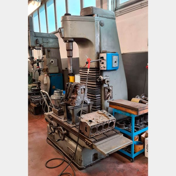 BERCO AC750A Used Cylinder Boring Machine