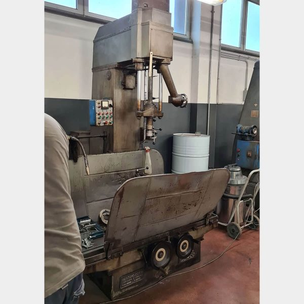 BERCO DY600 Used Cylinder Honing Machine