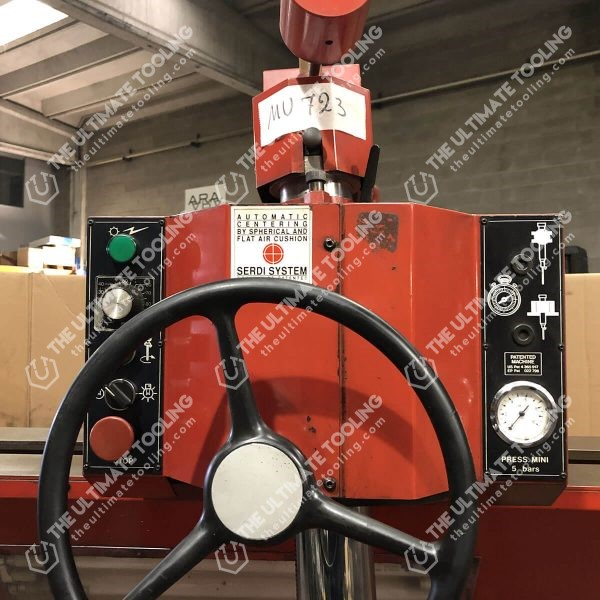 MU723 - SERDI 100 Used Valve Seat Cutting Machine