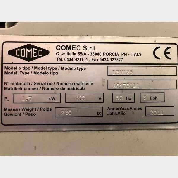 COMEC LEV125 Bruñidora Usada de Cilindros de Motos