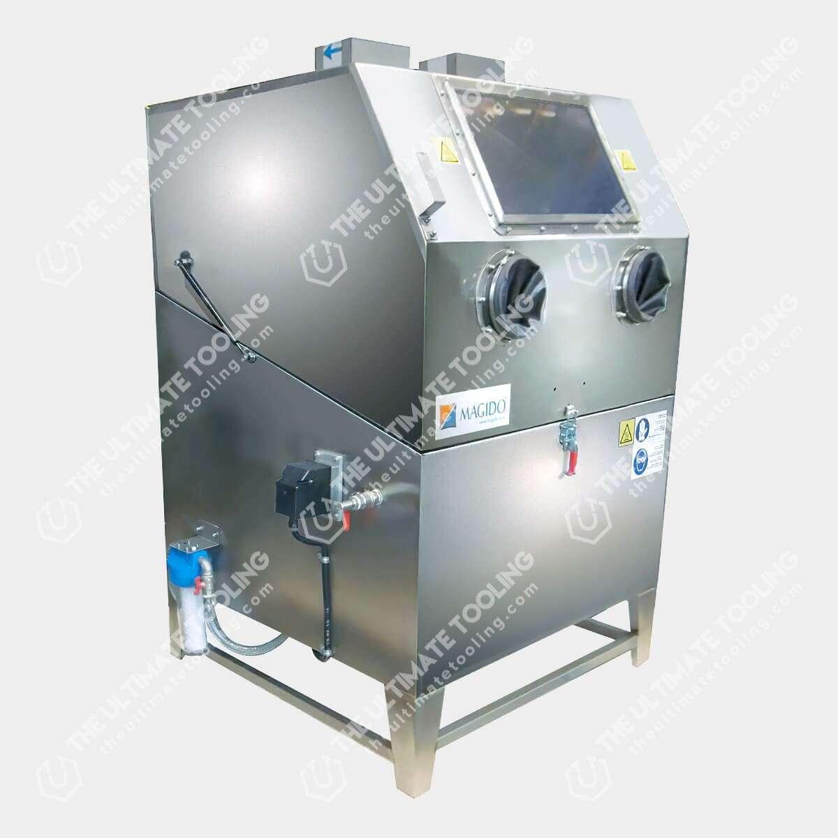 Lavadora de piezas de lavado combinado Magido X51HP