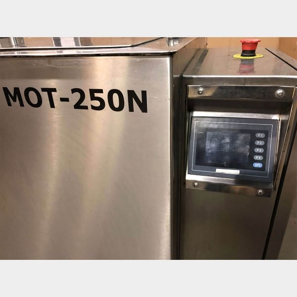 TIERRATECH MOT 250 N lavapezzi ad ultrasuoni
