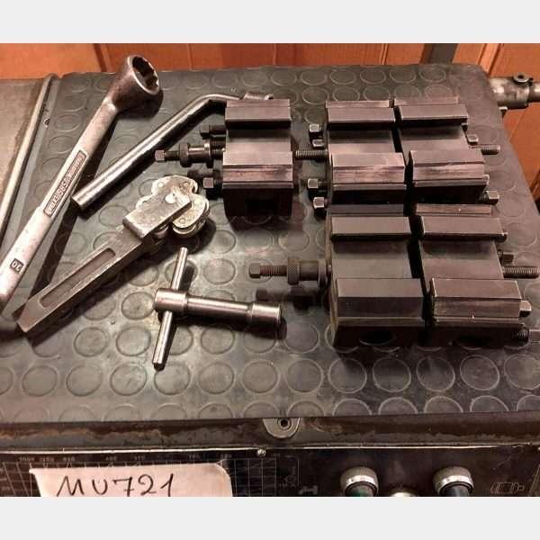 MU721 - PONTIGGIA PPL 175 Torno Paralelo Usado
