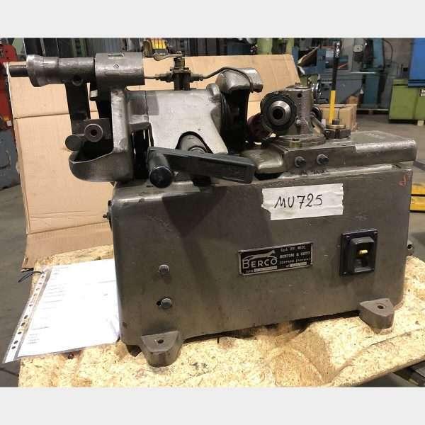 MU725 - BERCO RV17 Rectificadora De Válvulas Usada
