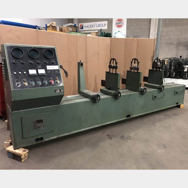 MU727 - BORGO ED300 Used Balancing Machine