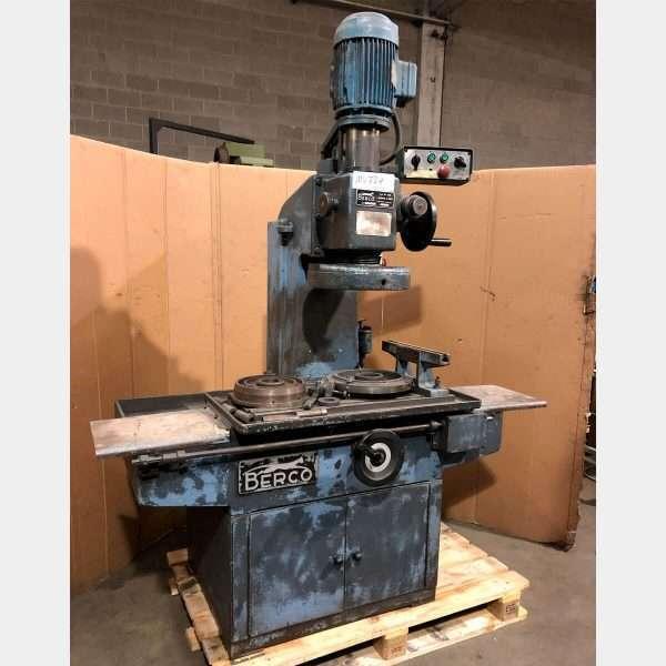 MU728 - BERCO RSC800 Cylinder Head Resurfacing Machine