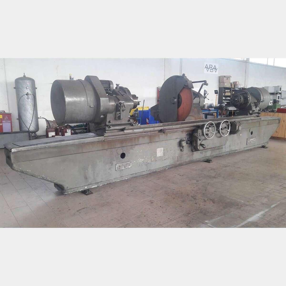 MU739 - BERCO RTM 425A Rettifica Alberi a Gomito