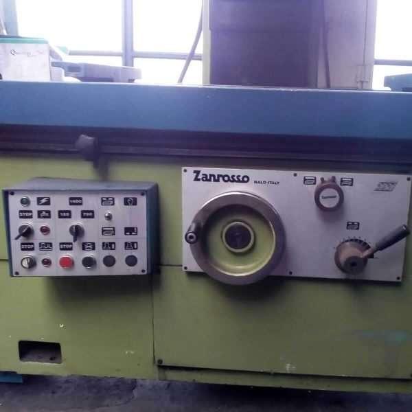 MU740 - ZANROSSO ESA12 S Rectificadora De Culatas Usada