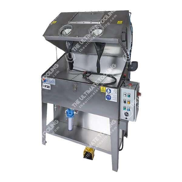 Lavapezzi manuale HP30