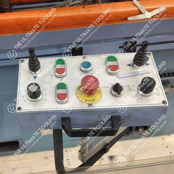MU747 - COMEC RP 1000 Used Cylinder Head Resurfacing Machine