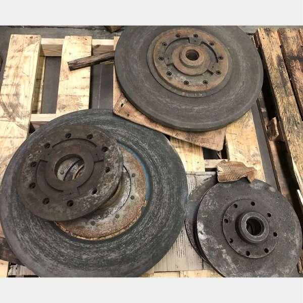 MU748 - BERCO RTM 300 Used Crankshaft Grinding Machine
