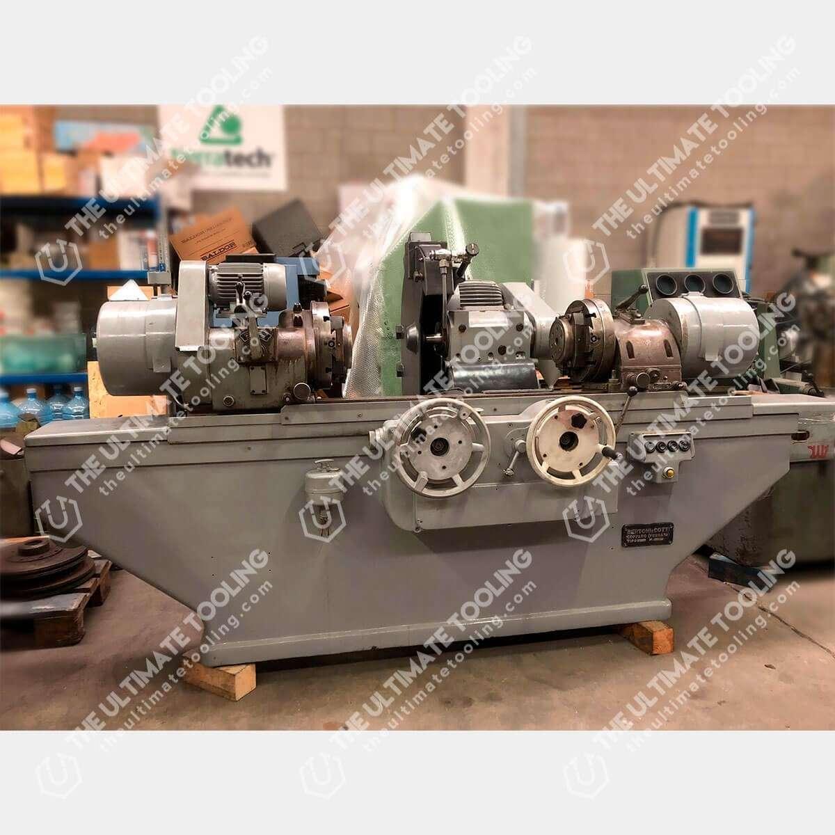 MU750 - BERCO RTM 180 Used Crankshaft Grinding Machine