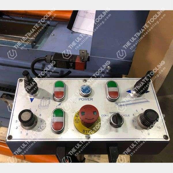 MU754 - COMEC RP 1000 Spianatrice Testate
