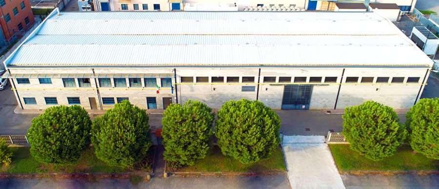 The Magido production plant