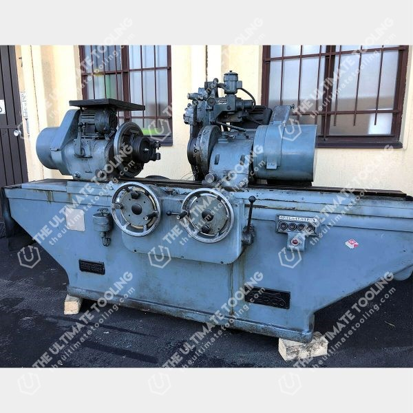 MU769 - BERCO RTM 180 A Used Crankshaft Grinding Machine