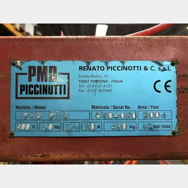 MU781 - PMD PMD PTR Vasca Prova Testate