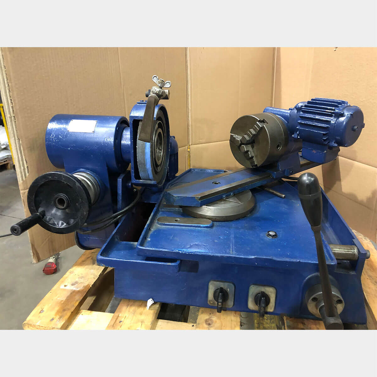 MU782 - PEG RV 550 Used Valve Grinding Machine