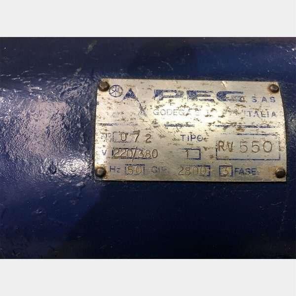 MU782 - PEG RV 550 Used Valve Grinding Machine