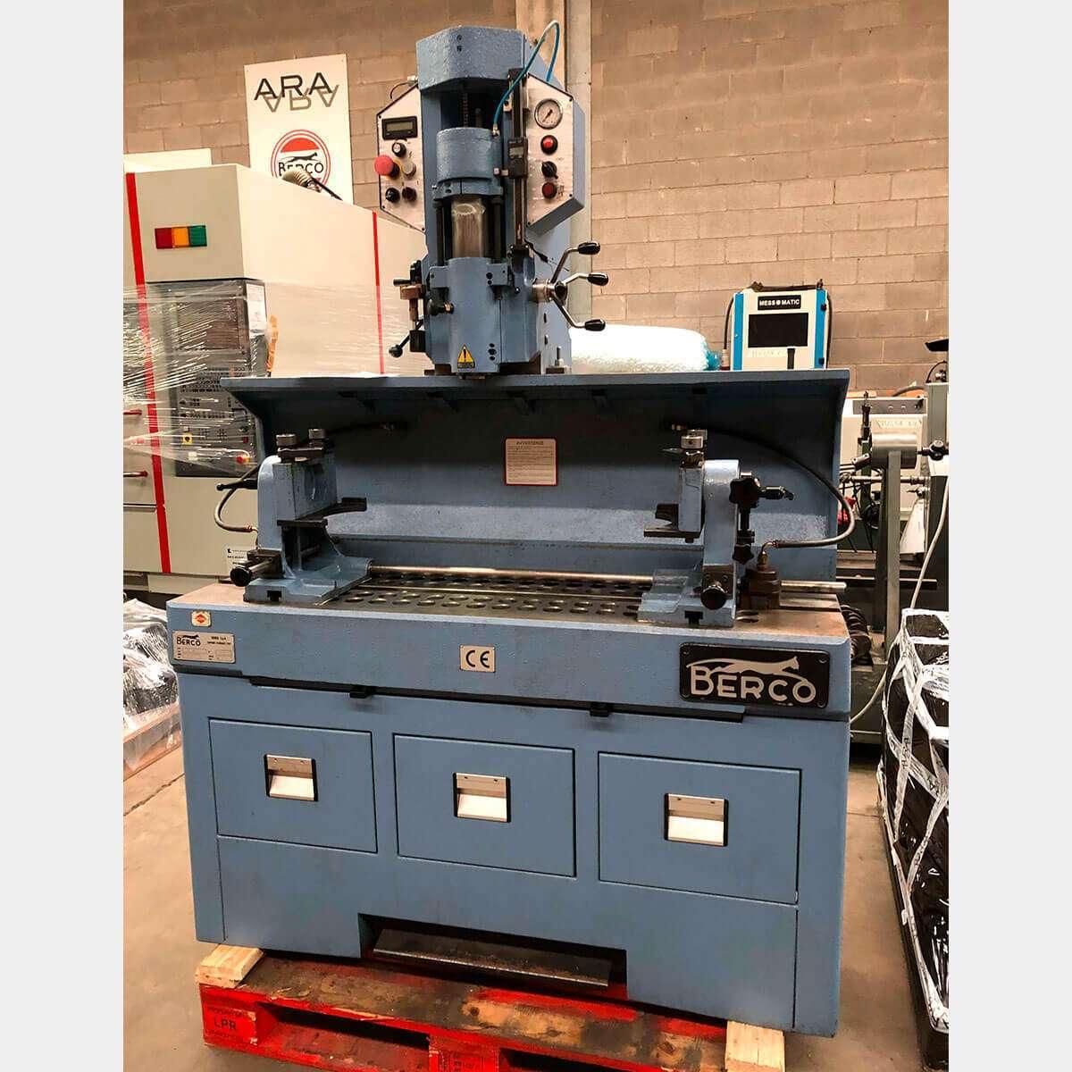 MU783 - BERCO ASV-A Used Valve Seat Cutting Machine