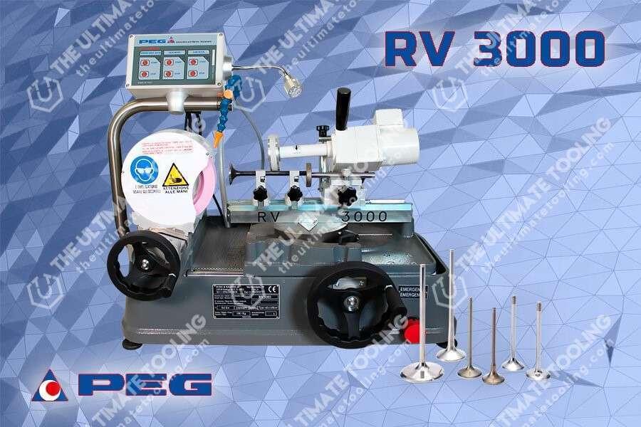 PEG RV 3000 rettifica valvole