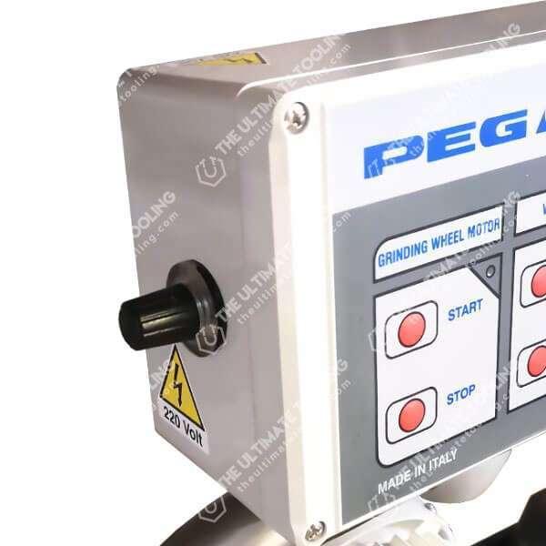 PEG RV 3000 rettifica valvole velocita variabile