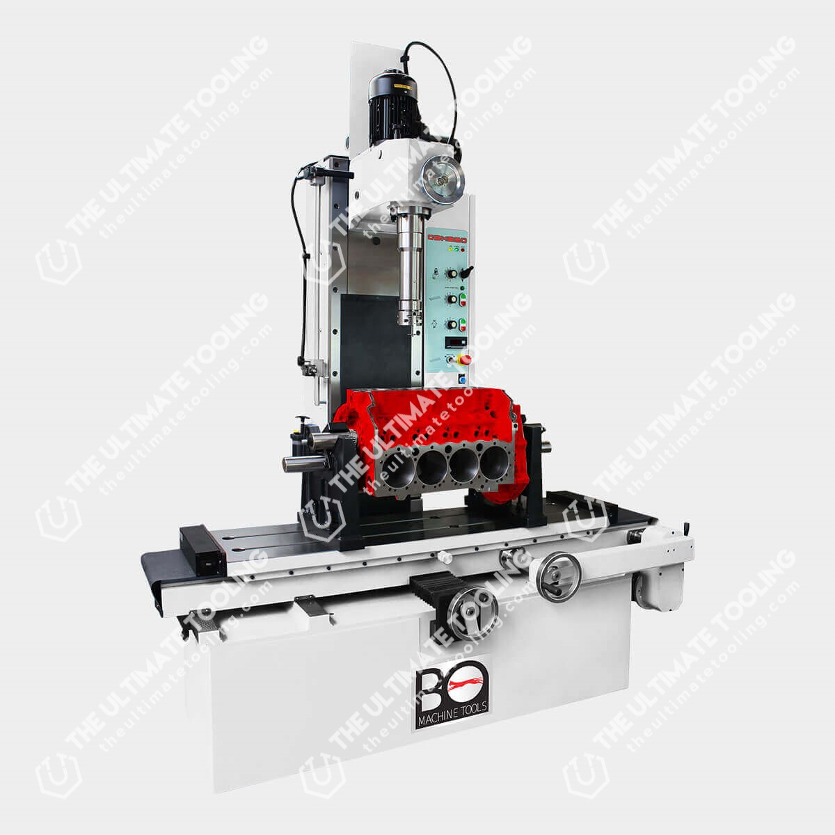 CBM 220-CBM 220	- Cylinder Boring-Resurfacing Machine