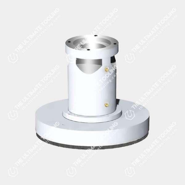 CBM 220 - Alesatrice Cilindri e Spianatrice Monoblocchi Combinata - Piatto fresa