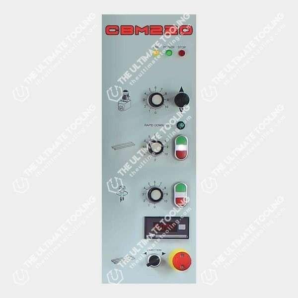 CBM 220-Alesatrice Cilindri e Spianatrice Monoblocchi Combinata