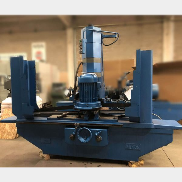 MU803 - BERCO RPYSL Used Cylinder Head Resurfacing Machine